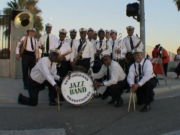 mr. thomas new orleans jazz band